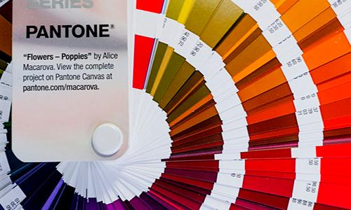 Pantone — определенный цвет